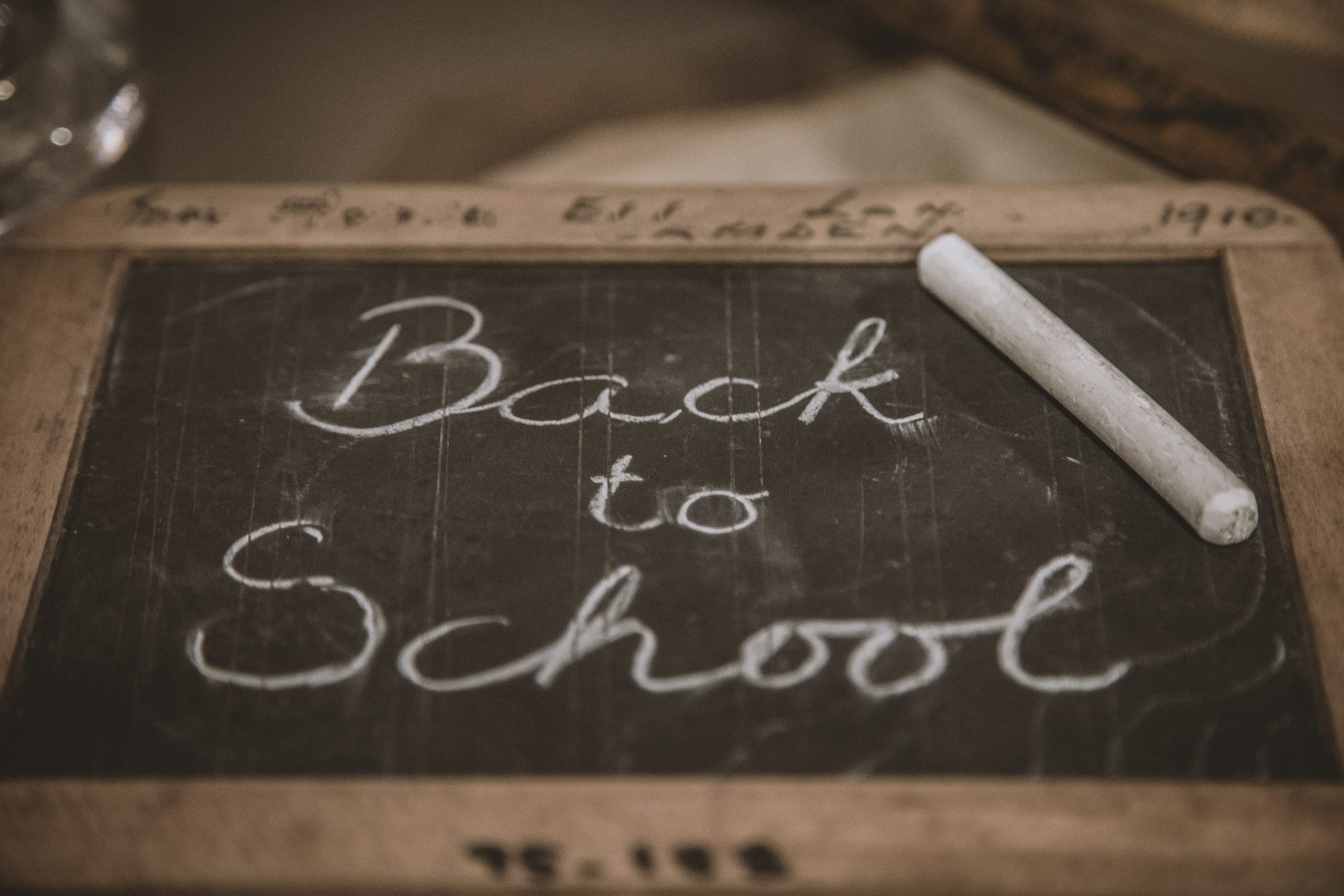 Read more about the article Back to school advice.